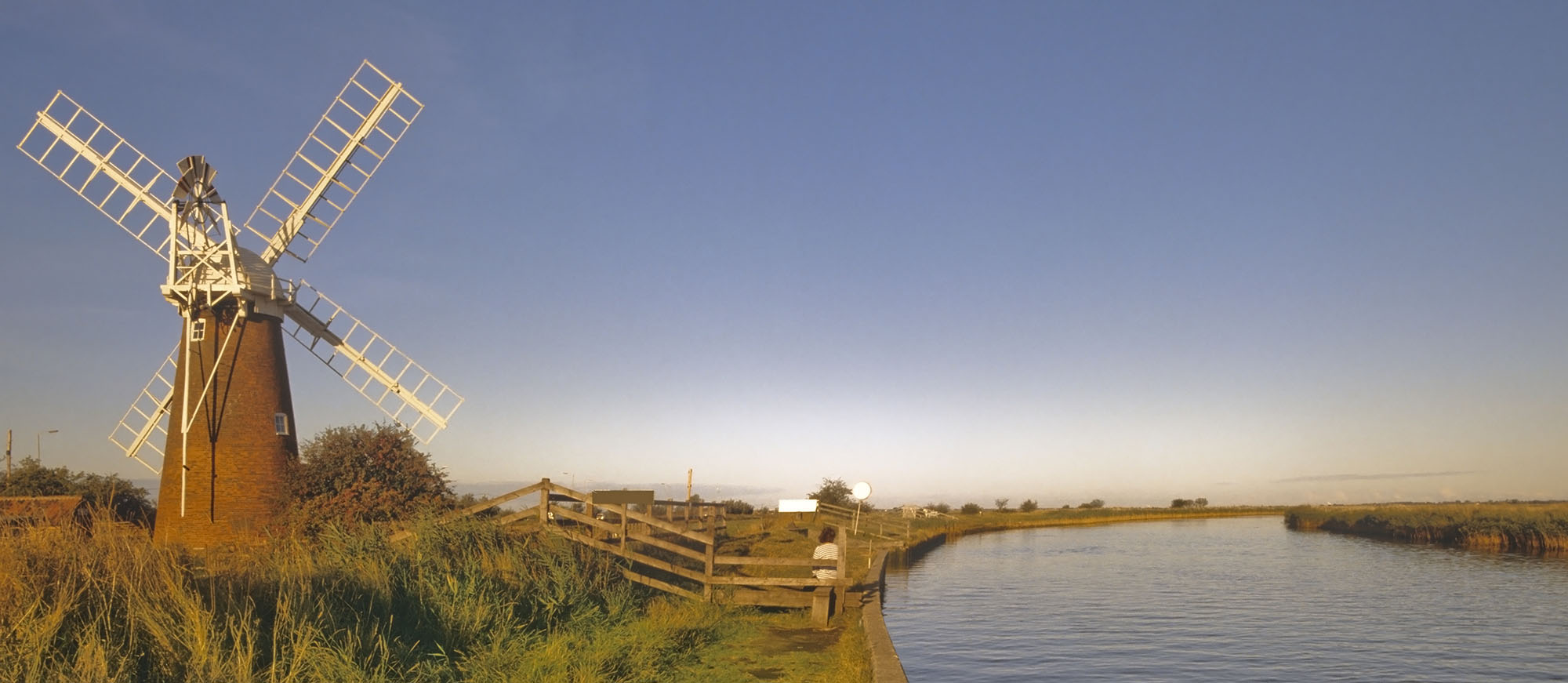 Norfolk Broads in England | Land Rover Explore