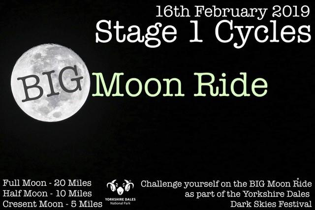 Big Moon Rider promo banner