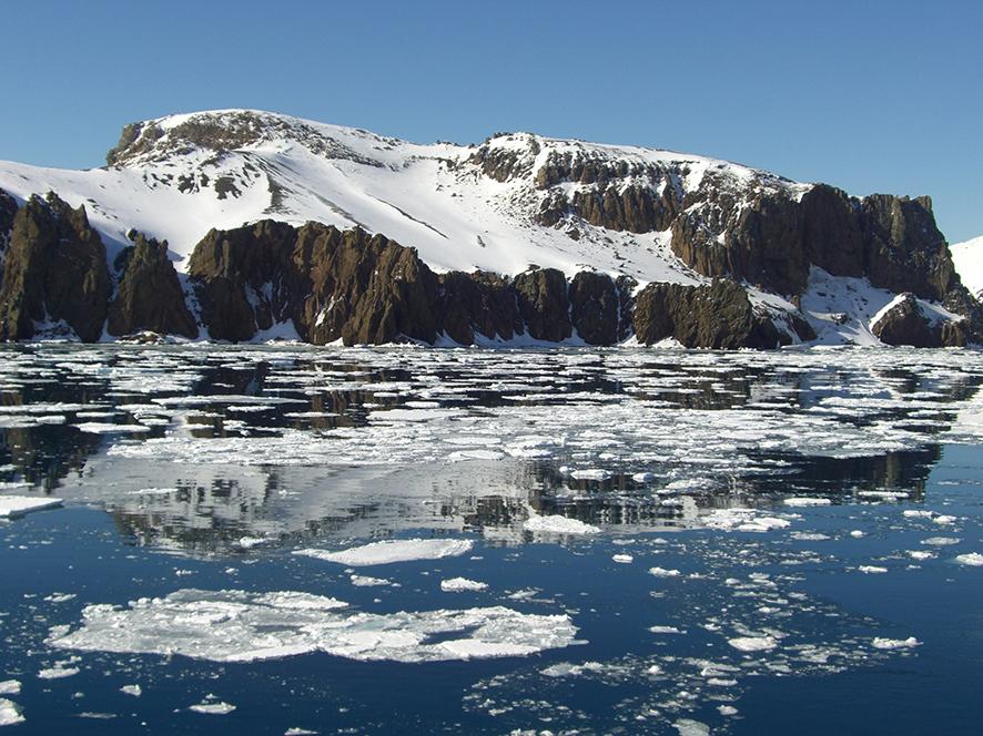 Deception Island in Antartica | Land Rover Explore