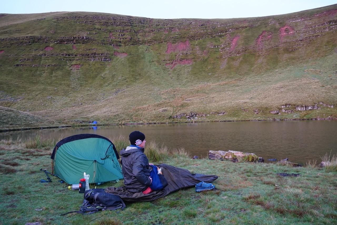Camping image via ©Tarquin Cooper
