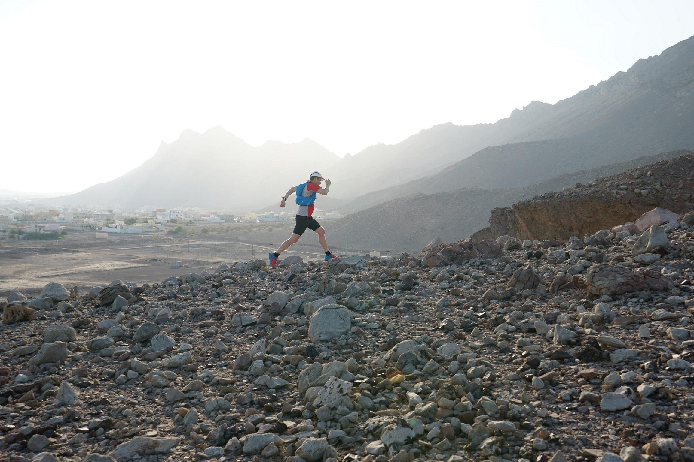 Running in Oman | Land Rover Explore
